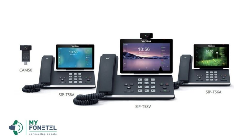 Popular IP Phone System Brands. - My FoneTel - Business Phone Systems Perth