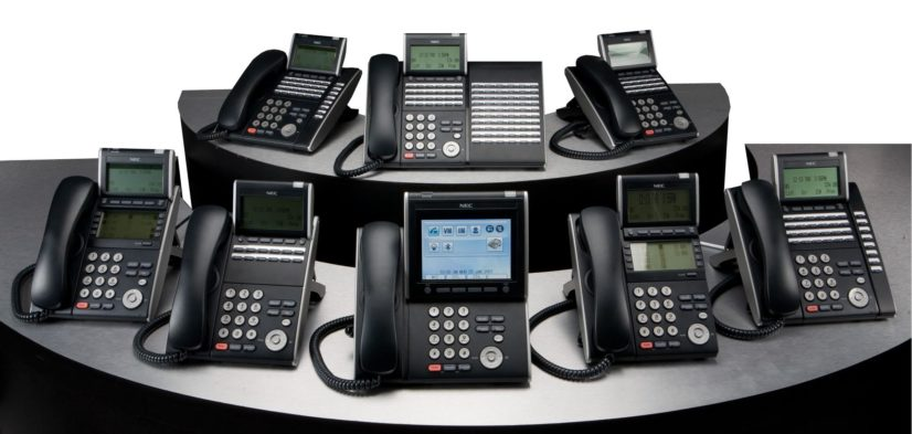nec sv8100 handset options 826x393 1 - My FoneTel - Business Phone Systems Perth